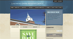 Preview of larchmontumc.org